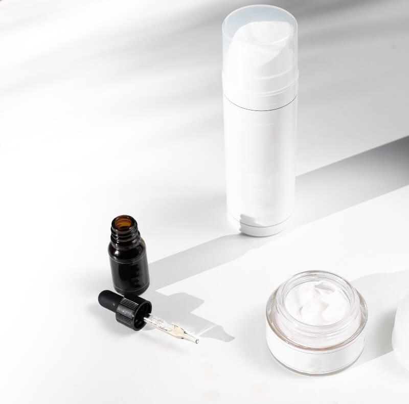 multiple CBD products